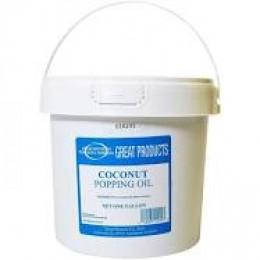 Benchmark Coconut Popcorn Popping Oil 1/Gal