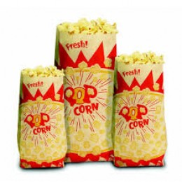 Benchmark USA 41001 Popcorn 1oz Bags 1000/CS