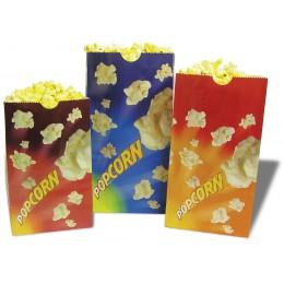 Benchmark 41230 Popcorn Butter Bags 130oz Green 100/CS