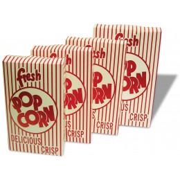 Benchmark 41563 USA 1.25oz Closed Top Popcorn Boxes 100/CS