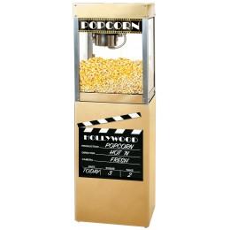 Premiere Six-Ounce Popcorn Machine with Pedestal