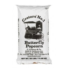 Cretors 14228 Butterfly Popcorn 50lb/Bag