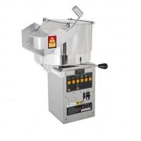 Cretors 48oz Electric Giant Stainless Steel Kettle Digital Control Salt/Sweet Switch R/H Operation 208V