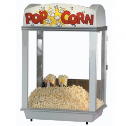 Gold Medal 2016 Pop-A-Lot Popcorn Staging Cabinet