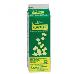 Gold Medal 2019 Flavacol BB Seasoning 35oz Salt 12/CS