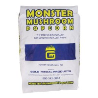 Gold Medal 2031 Monster Mushroom Popcorn 50lb Bag