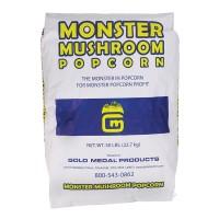 Gold Medal 2031WM Monster Mushroom Popcorn Plastic Bag 50lbs
