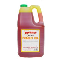 Gold Medal 2043 Peanut Oil Gallons 4/CS