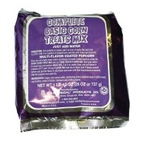 Gold Medal 2273 Basic Corn Complete for 2.5 gal Mixers 12-26oz Pouches/Case