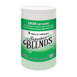 Gold Medal 2289 Green - Color Only Candy Glaze - No Flavor - Signature Blends