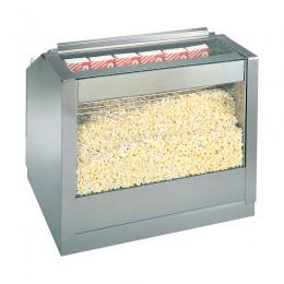 Gold Medal 2344 Counter Popcorn Staging Cabinet LED Lighting 36