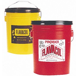 Gold Medal 2498 Flavacol Premier Original Seasoning Salt 45lb Pail