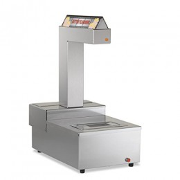 Gold Medal 2499A Automatic Popcorn Topping Dispenser