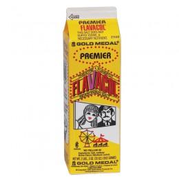 Gold Medal 2500 Flavacol Premier Seasoning Salt 12/35oz Cartons/CS