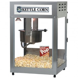 Gold Medal 2552KC Pappys Pop Maxx 12/14oz Kettle Corn Popper 120V