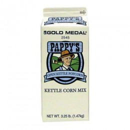 Gold Medal 2568 Pappy's Kettle Corn Mix 30lbs