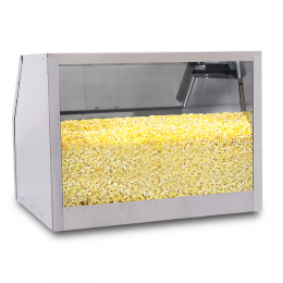 Gold Medal 2686-00-000 Main Street Elite Popcorn Staging Cabinet Single Compartment 30