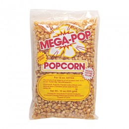 Gold Medal 12 oz. Mega Pop Corn and Flavacol Salt Kits 36/CS