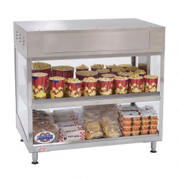 Gold Medal 2856-00-000 Staging Cabinet Front Counter 36