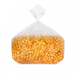 Gold Medal 3727 Cheddar Cheese Corn Bulk Bag in Box 8lbs