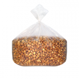 Gold Medal 3729 Old Fashioned Caramel Corn Bulk Bag in Box18 lbs