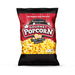 Gold Medal 3738 Pre-Packaged 2.8oz Movie Theater Buttery Popcorn Bags per Merchandiser 15/CS