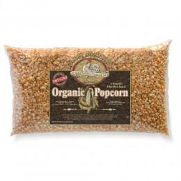 Great Northern Popcorn Organic Yellow Gourmet Popcorn Natural 5 lbs