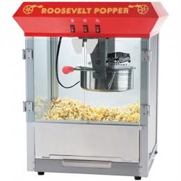Great Northern 6010 Roosevelt 8oz Popcorn Machine Red