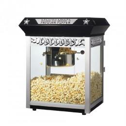 Great Northern 6050 Paducah 8 oz Popcorn Machine Black
