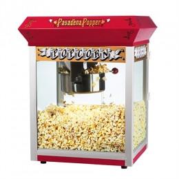 Great Northern 6055 Pasadena 8oz Popcorn Machine Red