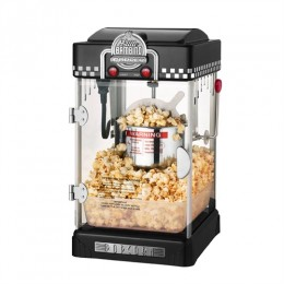 Great Northern 2.5 oz Little Bambino Popcorn Machine Black