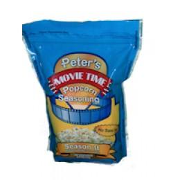 Great Western 10332 Season-It 35 oz White Popcorn Salt 12/CS