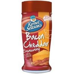 Kernel Seasons Popcorn Seasoning Bacon Cheddar 2.85 oz