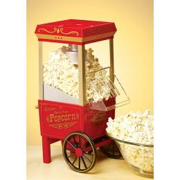 Nostalgia OFP501 Electrics Vintage Series Hot Air Popcorn Maker Red