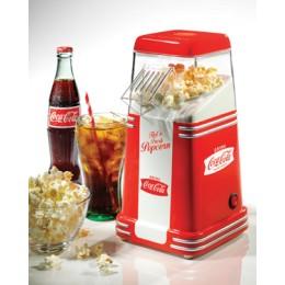 Nostalgia RHP310COKE Retro Coke Series Mini Hot Air Popcorn Popper