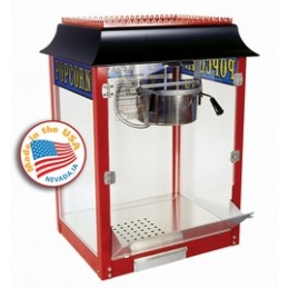 Paragon 1911 Popcorn Machine Red 8oz