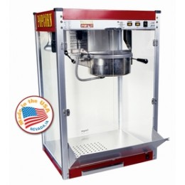 Paragon 1112110 Theatre Pop 12 oz Popcorn Machine 120V