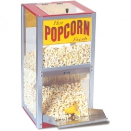 Paragon Large Warmer for Popcorn, Nacho Chips or Peanuts