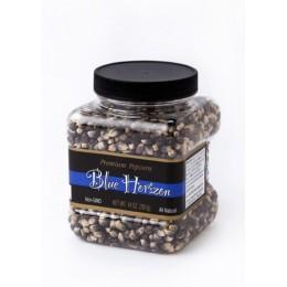 Wabash 41088 Premium Popcorn - Blue Horizon 14 oz Jar