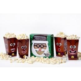 Wabash 45054 Santa Pop's Popcorn Gift Set
