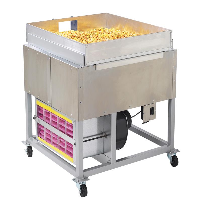 9b6d384755c4fb Gold Medal 2169KK Karamel Kool Regular Stand w  Air Cooled Pan for 5 to 10  Gallon Mixers